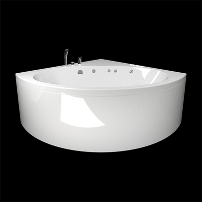NORDEN 140C BATHTUB 2.0+PANEL+OCEAN MIXER